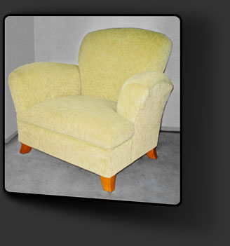 Remodeled Chair From Chaise